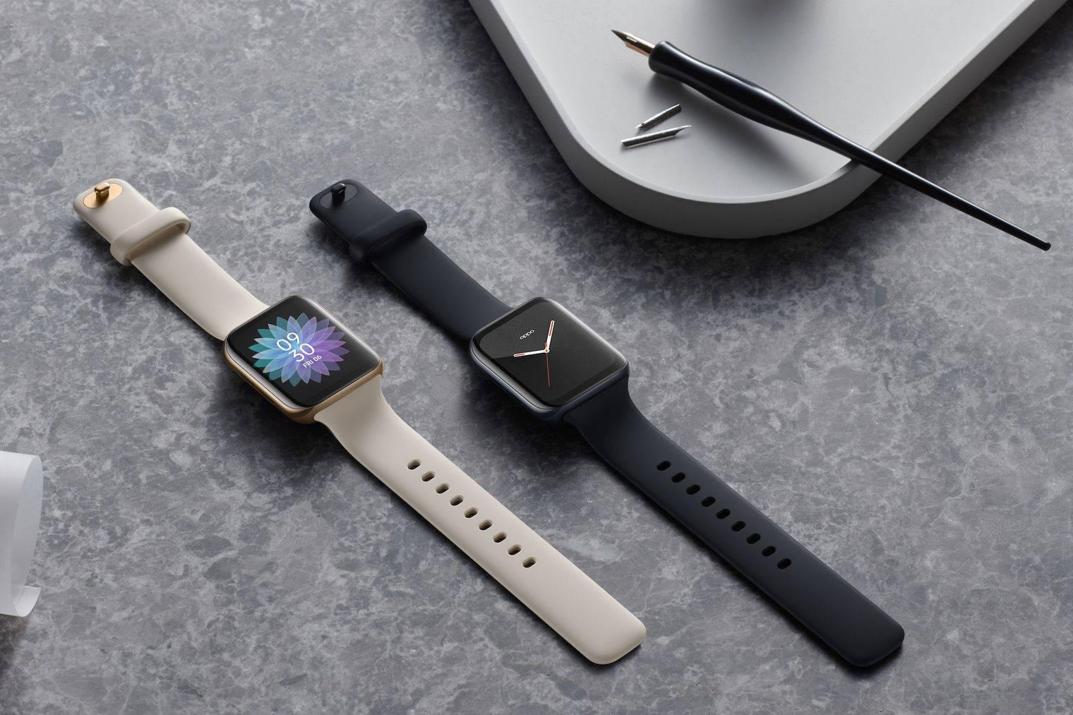 "OPPO 首款智能手表采用泰雷兹 eSIM 解决方案,让移动网络连接触""手""可及"