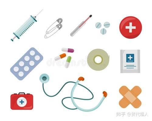 医疗、医用材料和医疗器械出口