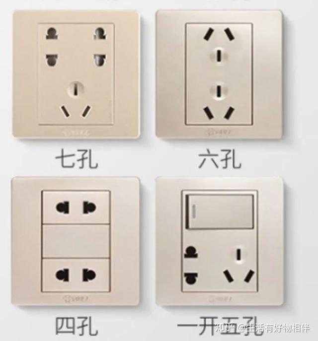 你的房子里有足够的插座吗?