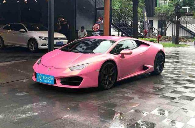 世界上最顶级的4款跑车,最后一台简直是为富豪而生