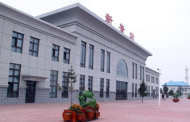 黑龙江大庆一个县,虽然有火车站