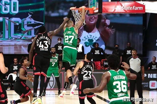 「NBA季后赛」决胜战险胜猛龙 凯尔特人晋东部决赛