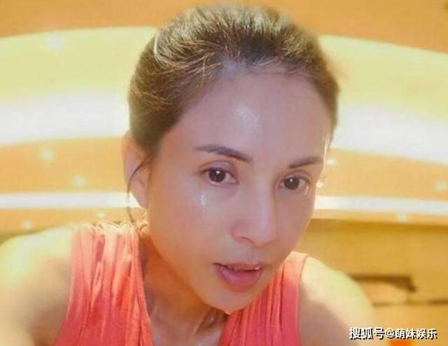 李若彤不复美貌,健身过度好似金刚芭比,这样的身材不好吗?