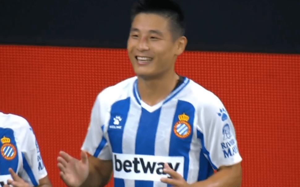 mg4355vip平台入口:武磊也成为第一个同时在西甲和西甲进球的中国球员 武磊和梅西比 疯了吧