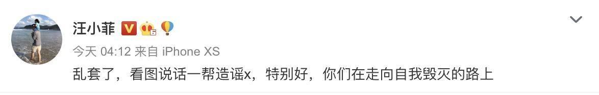 汪小菲承认搂生疏男子,诘责哪只眼睛看到他的手,痛斥配图编故事(图7)