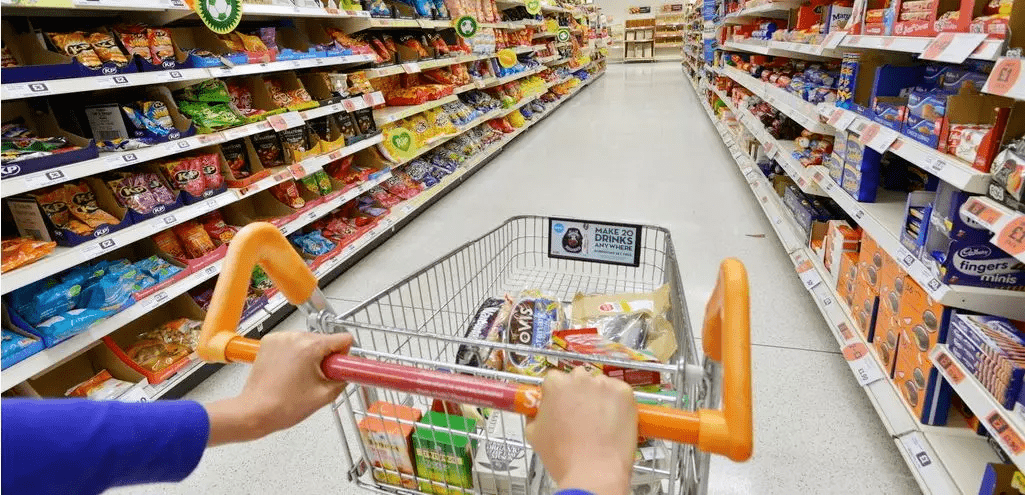 不敢直视!90%的人在超市都这样,才知道抗菌购物车没那么简单!