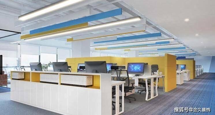 在许多企业的办公室为了让员工之间增