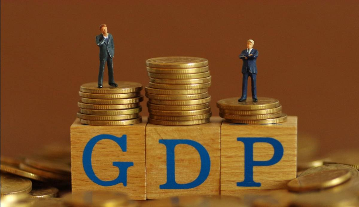 上半年GDP前10强:美国第一,中日紧跟,印度被反超,韩国入围