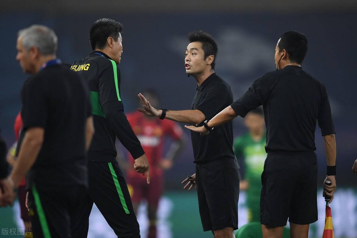 16个小时后,中国足协裁判部分回复国安申诉