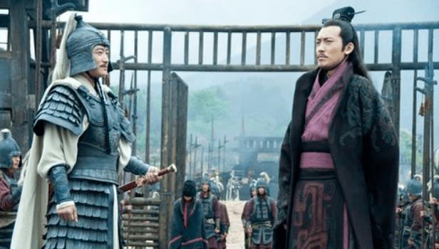 在夷陵战争中,刘备犯了两个错误,导致