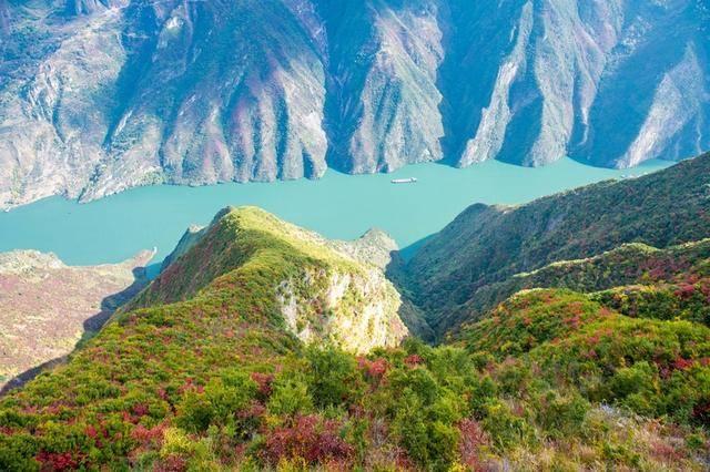 重庆的大山深处藏了个仙境,身临其境犹如画中,快去打卡拍照吧!