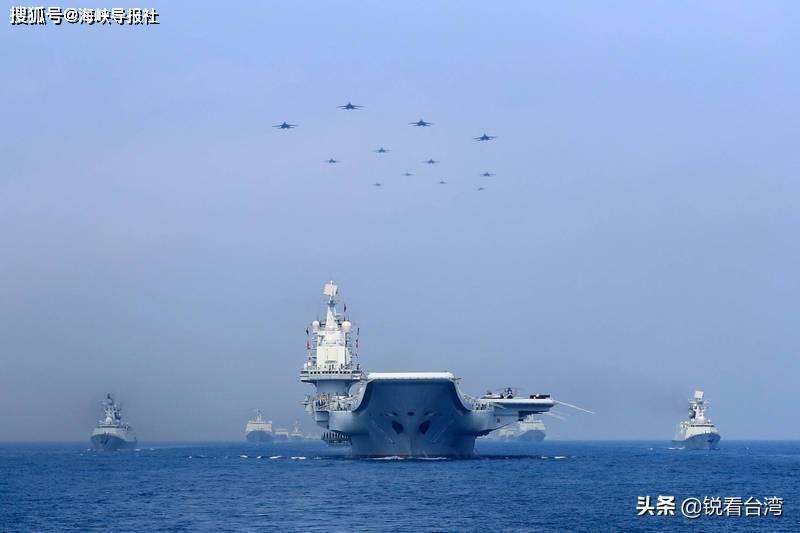 """台湾退将:大陆若对台动手,就是""""一举拿下"""""""
