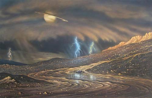 科学家们认为,土卫六在行星名单中名列前茅。泰坦适合人类居住吗?