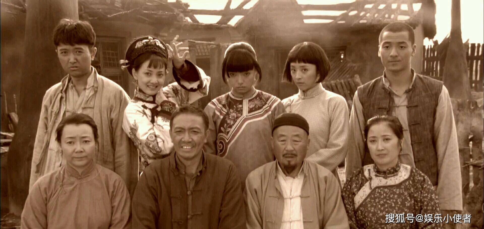 《闯关东》12年,李幼斌沉寂,朱亚文原地踏步,当初的龙套却火了
