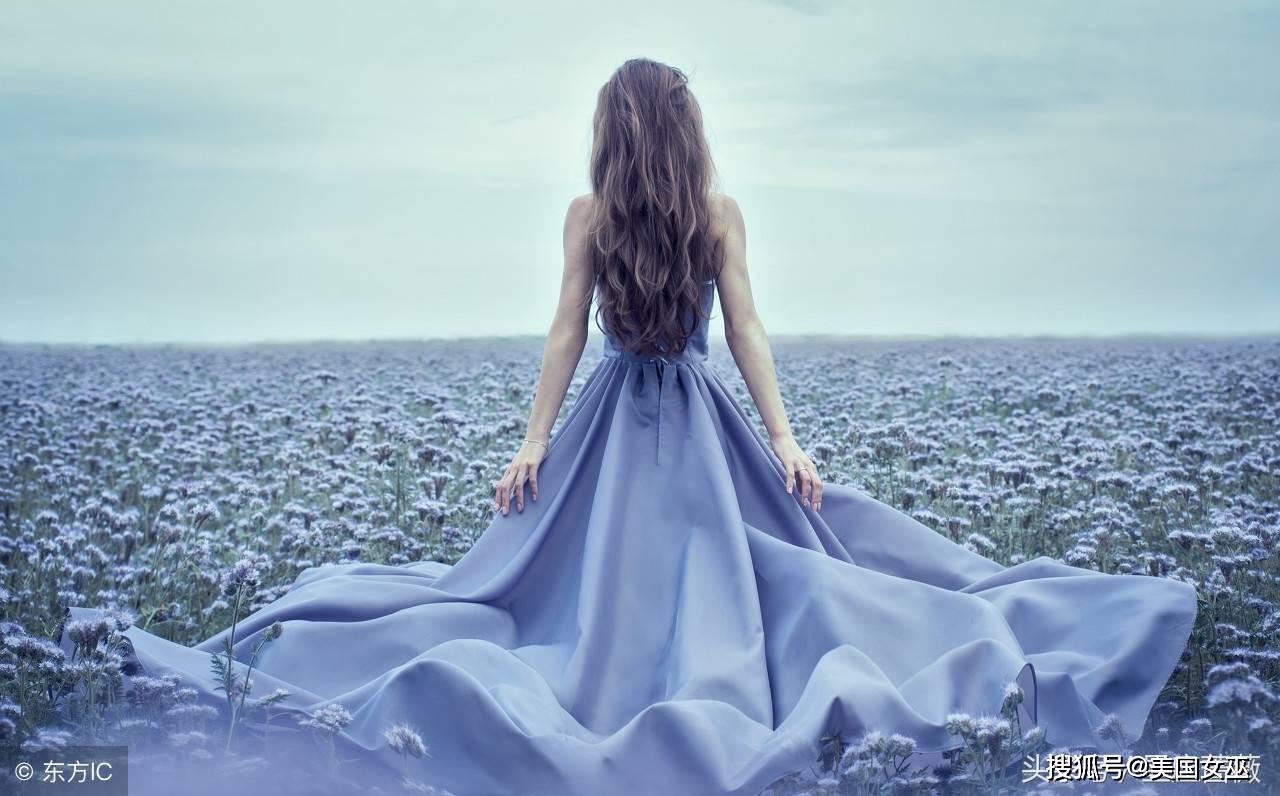 美若天仙,像妖精一般的存在,最能抓住男人心的星座,堪称狐狸精