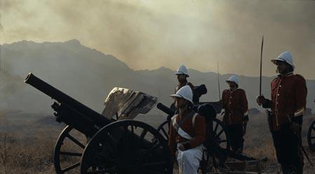在一场史书无法记载的战斗中,清军伤亡