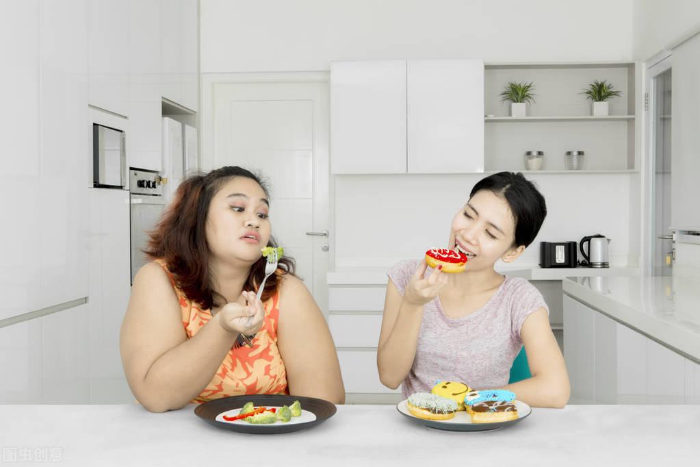 减肥先减胃,4个方法帮你控制食欲,提高减肥速度!