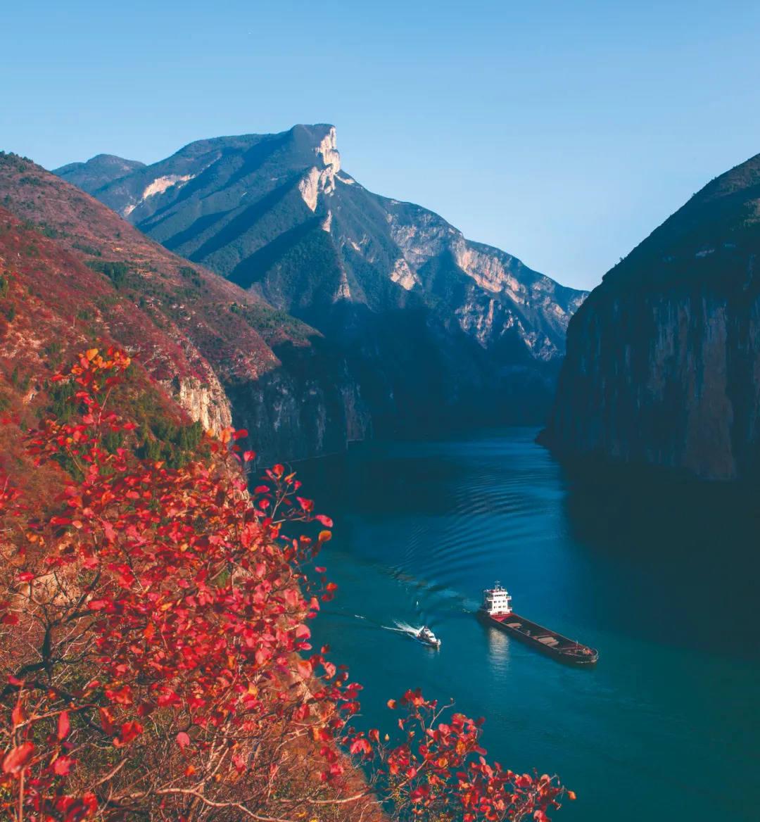 """完全不输日本红叶季,国内""""小仙本那""""的十一冷门玩法,不可错过"""