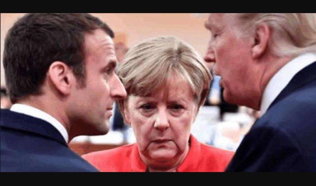 特朗普再遭盟友打脸!英法德三国一致反对,美国在安理会陷入孤立