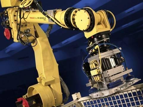 """从""""黑灯工厂""""到AI手机检测线,自动化这样覆盖全产业链"""