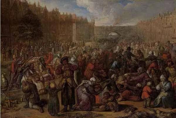 海上马车夫荷兰,在17世纪的实力有多强?曾一度压制英国