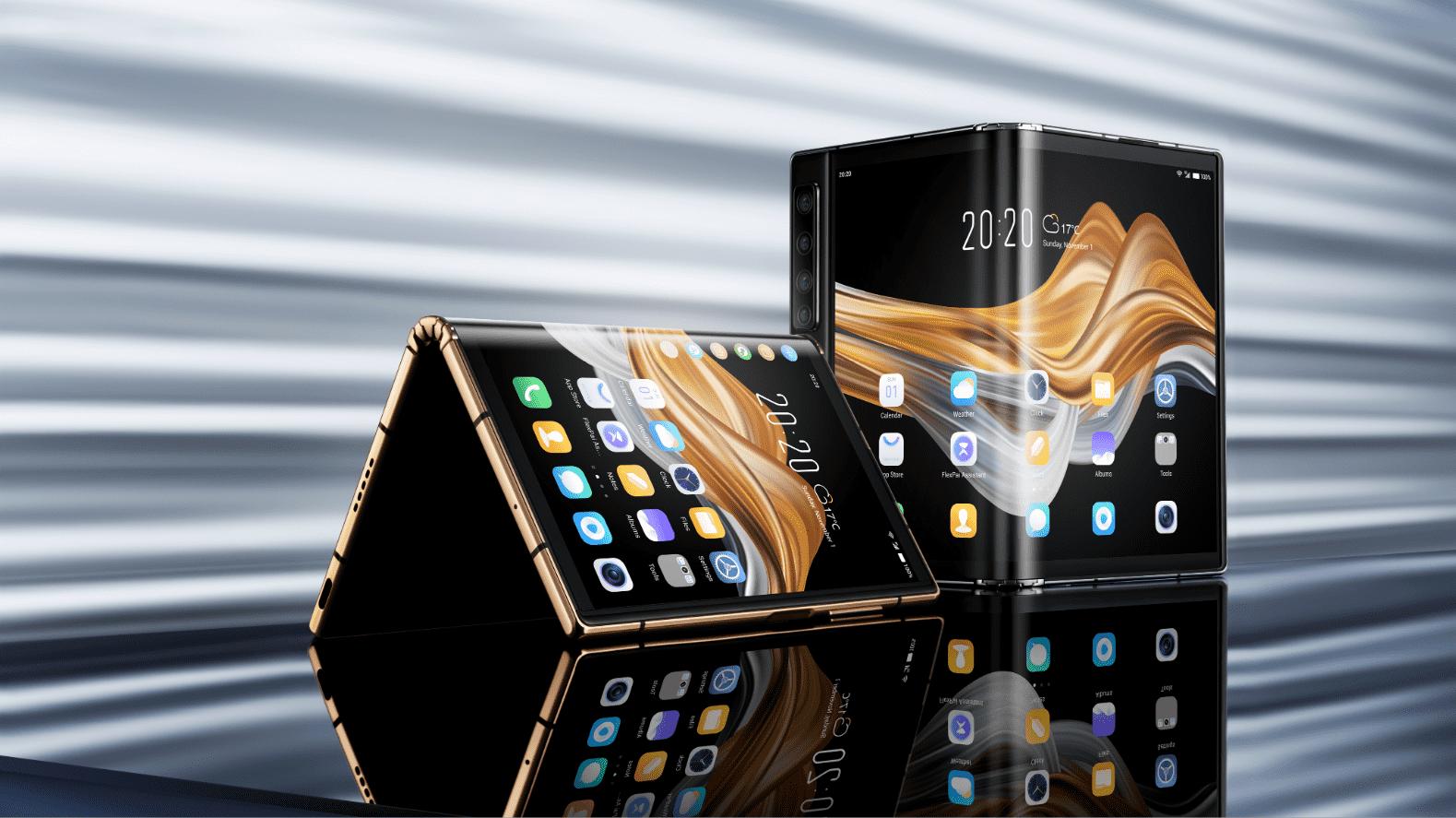 """原创            首次低于万元!柔宇FlexPai 2,会成为折叠屏手机的""""iPhone 4""""?"""