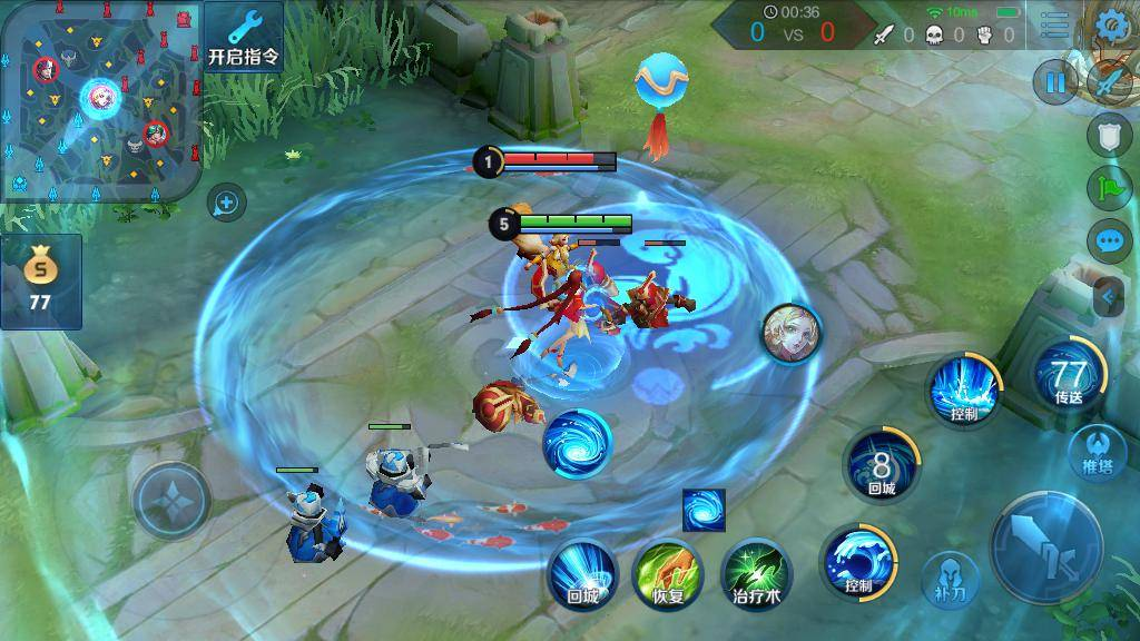 王者荣耀:玩这些英雄要小心,一旦失误,1个技能已方直接团灭_敌人