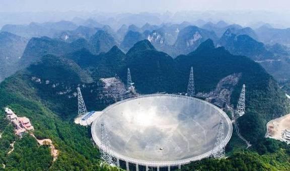 全球第一望远镜天眼,如今却锈迹斑斑,成为一个巨