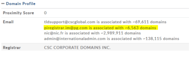 从另一个角度来看不同企业对域名的态度,用好域名的网站往往更炫酷。