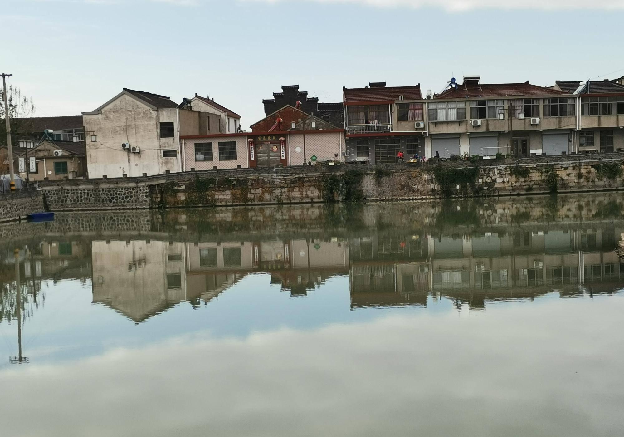 <strong>扬州古镇 曾经繁荣昌盛 有2000年的历史</strong>