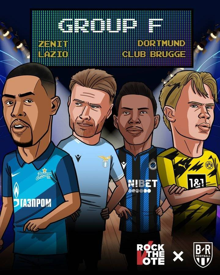 原创             欧冠F组解签:多特获上上签 哈兰德6轮或预定金靴