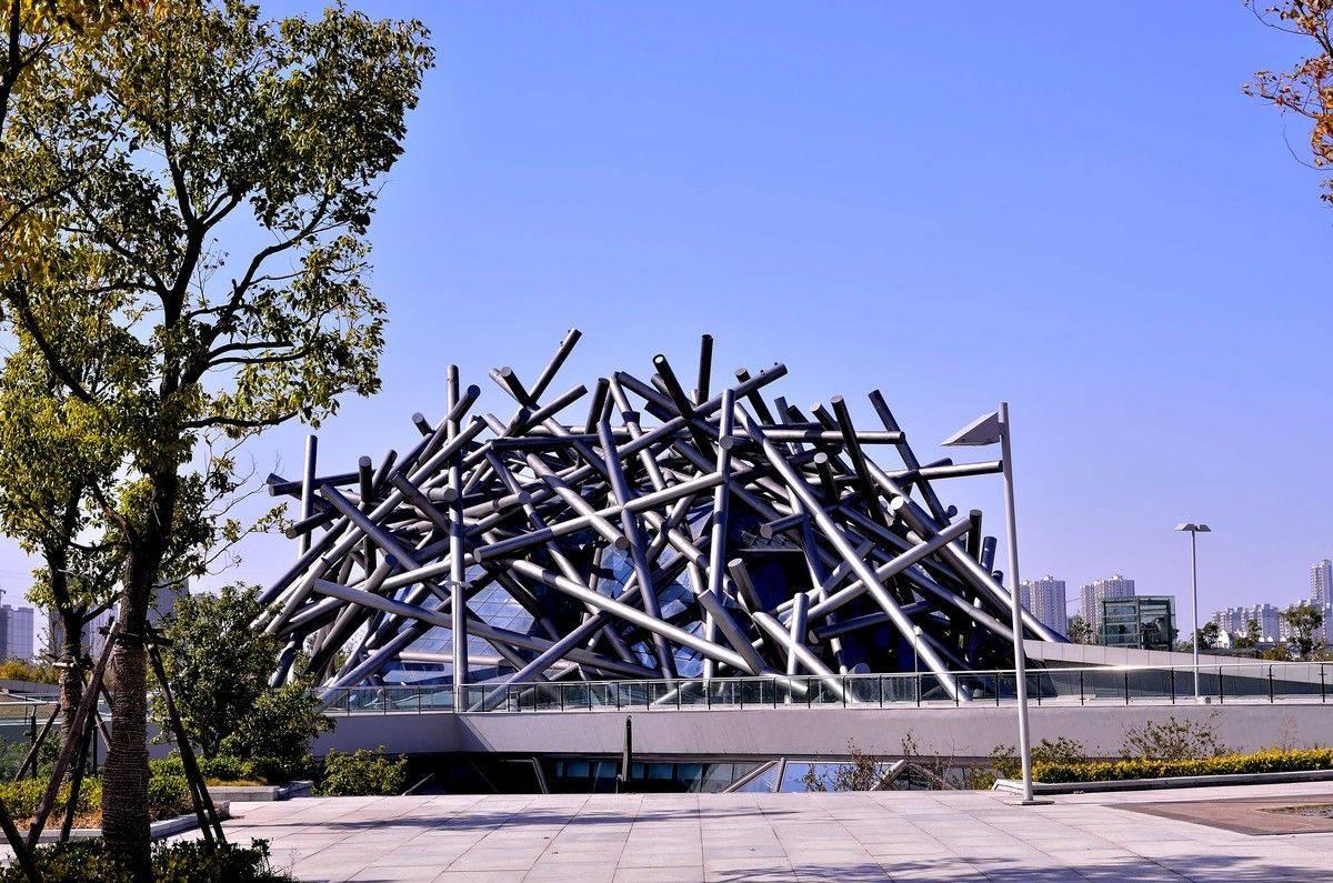 安徽最尴尬的美术馆,耗资近2个亿,却被游客吐槽为鸡窝