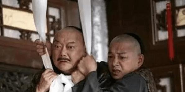 小沈阳为什么会死?腐败不是关键 嘉庆皇帝说的12个字才是关键!