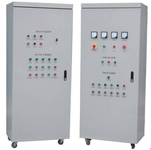 机床电气技术培训考核装置、机床电气技