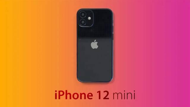 "iPhone 12 mini 被曝""五大阉割""部分"