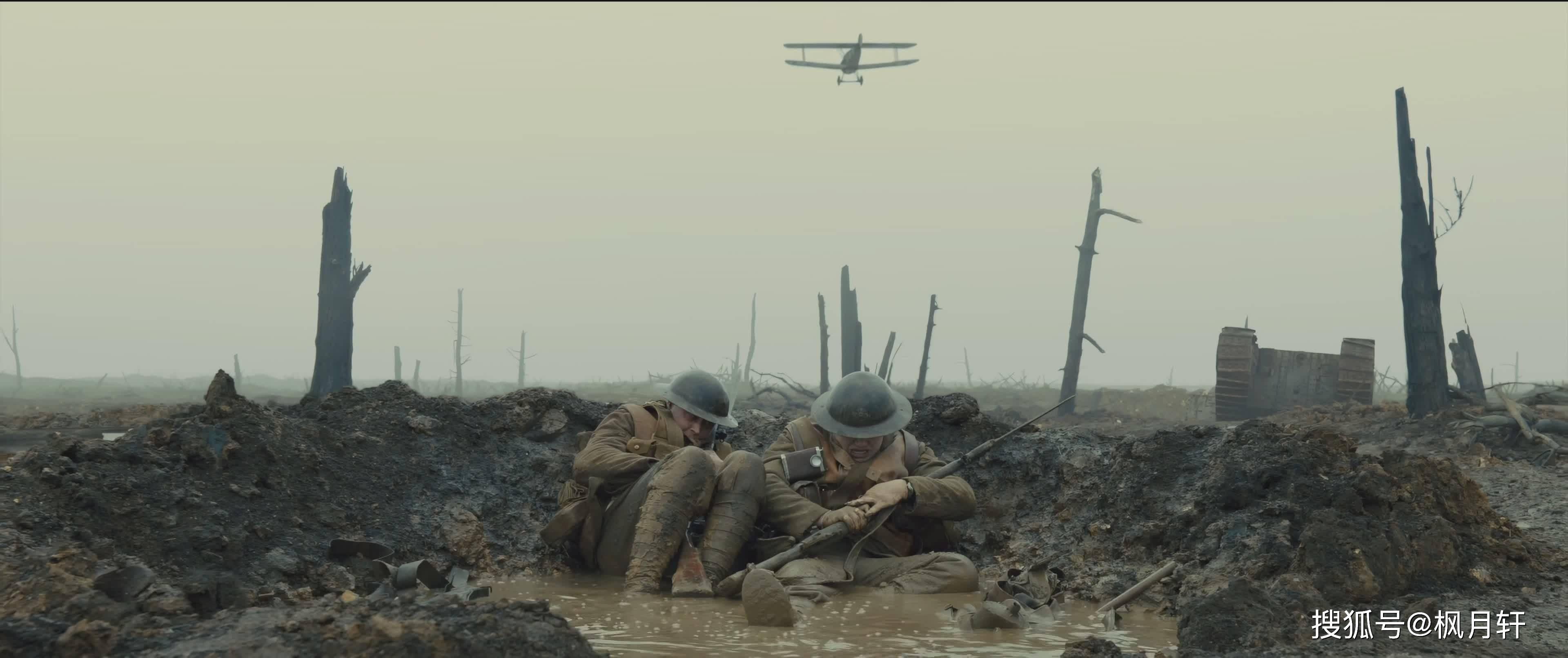 整个过程漫长 很多细节带我们走进了真实的战场 获得了很多奖项 影视剧《1917》