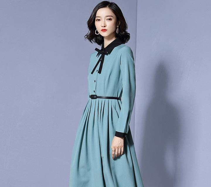 11选五吉林:穿出仙风的礼服 充满品位