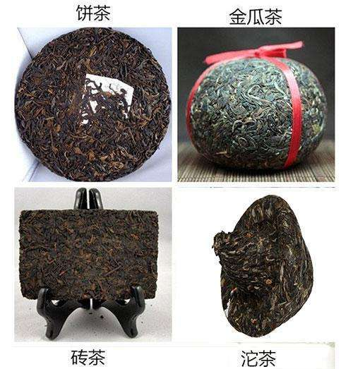 科普:普洱茶外形种类,如何轻松撬开普