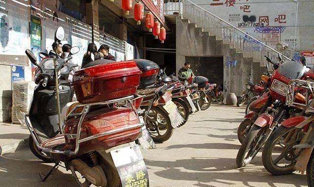 农村人喜欢的五大摩托车品牌 第一质量无话可说