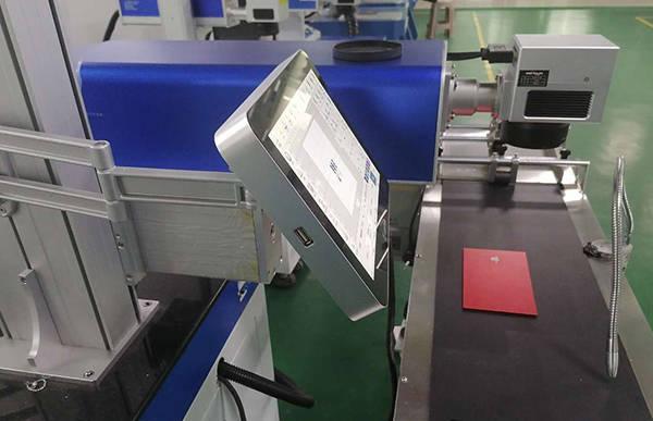 激光打标机自动聚焦原理及光路调整方法