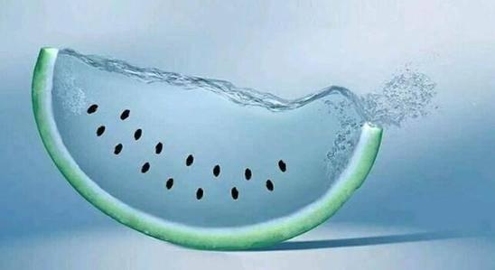 犯的最大的错误,是让身体缺了水