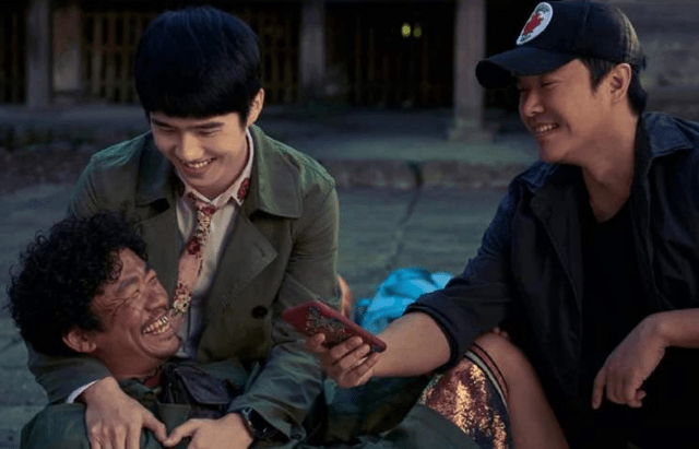 2021春节档《神仙打架》 除了陈思成林超贤 肖恩带着一大块实力回来了