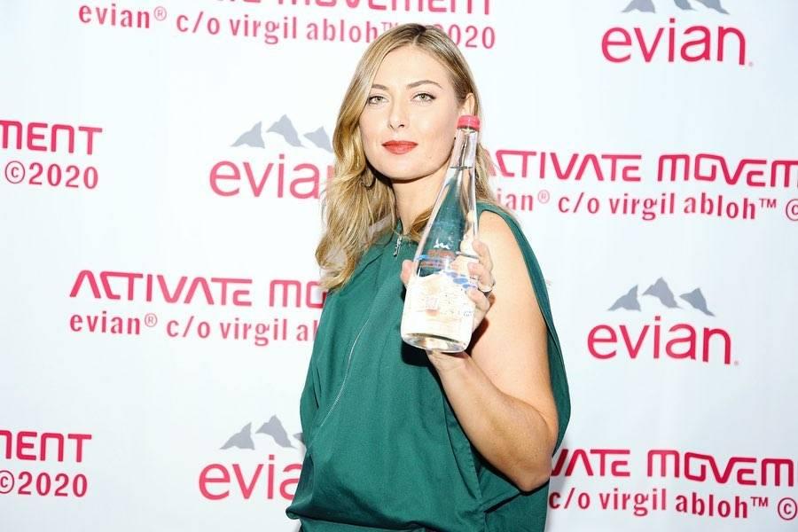 莎拉波娃入围福布斯40岁以下女性富豪榜