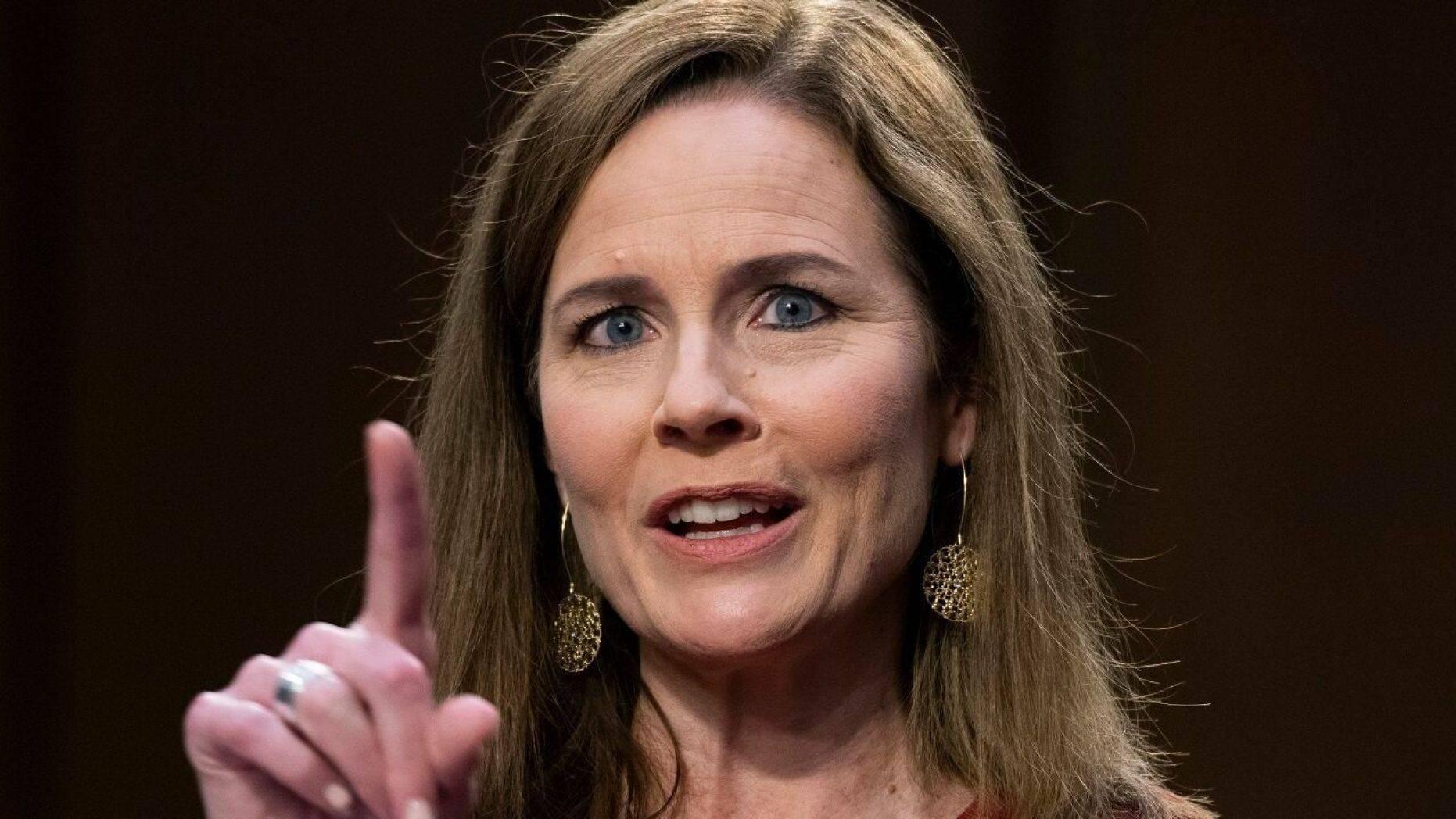 恒达官网最高法院提名人巴雷特:个人观点不会影响她在堕胎、医保方面的决定
