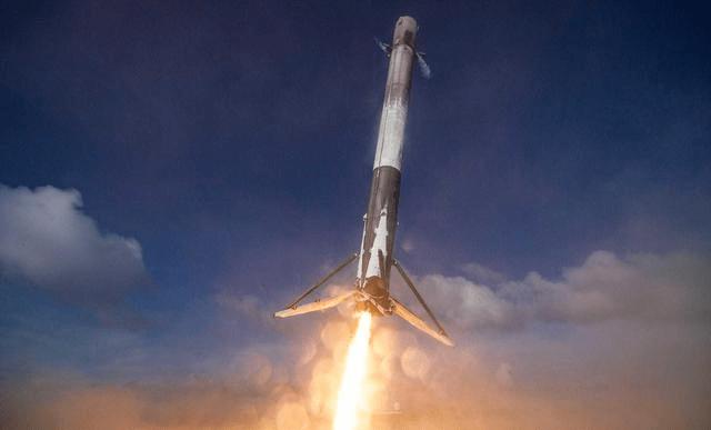 """美国军方和SpaceX公司开发了""""火箭地球运输系统"""" 可以在一小时内到达世界任何地方"""