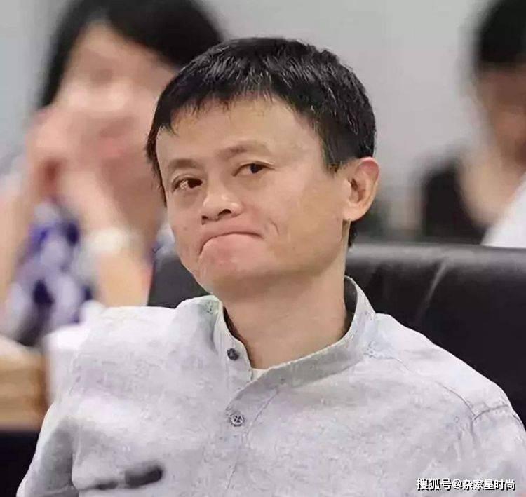 马云半夜画了一幅油画 被批丑可怕 网友:丑值5亿