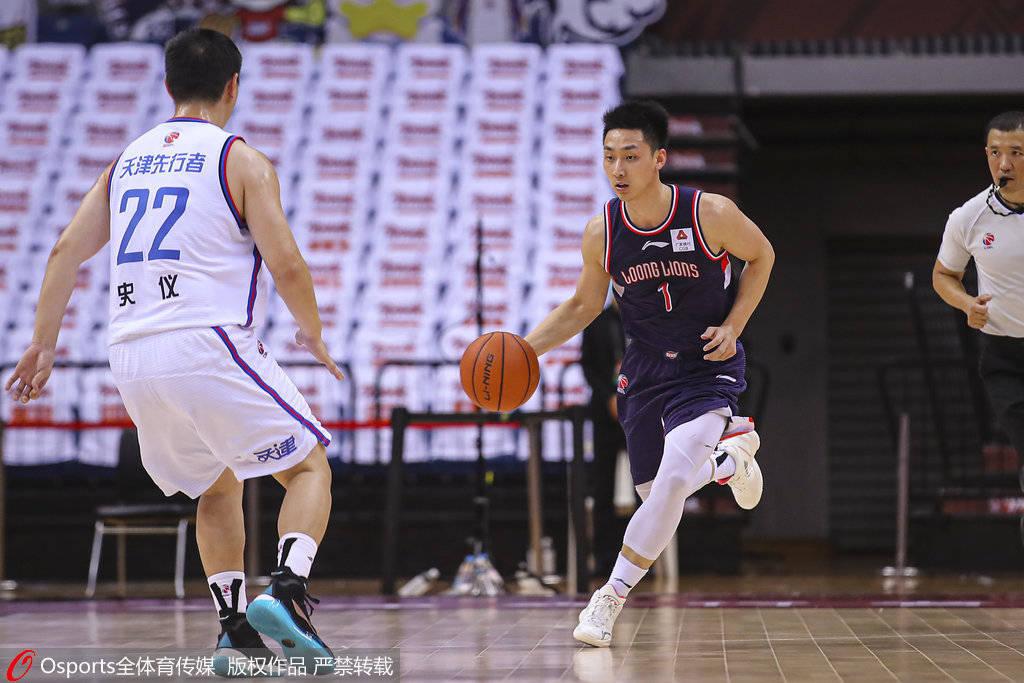 广州男篮后卫季前赛中右膝严峻受伤 赛季提前报销