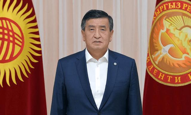 吉尔吉斯斯坦总统辞职,曾同意俄扩建军事基地,俄回馈武器援助