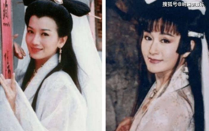 """""""白素贞""""原定初选并非赵雅芝,看到最初的定妆照,幸亏没有出演"""