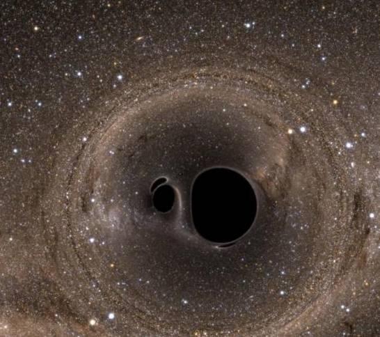 5个关于黑洞的问题 让你重